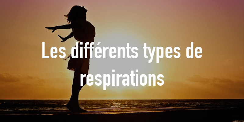 types de respirations