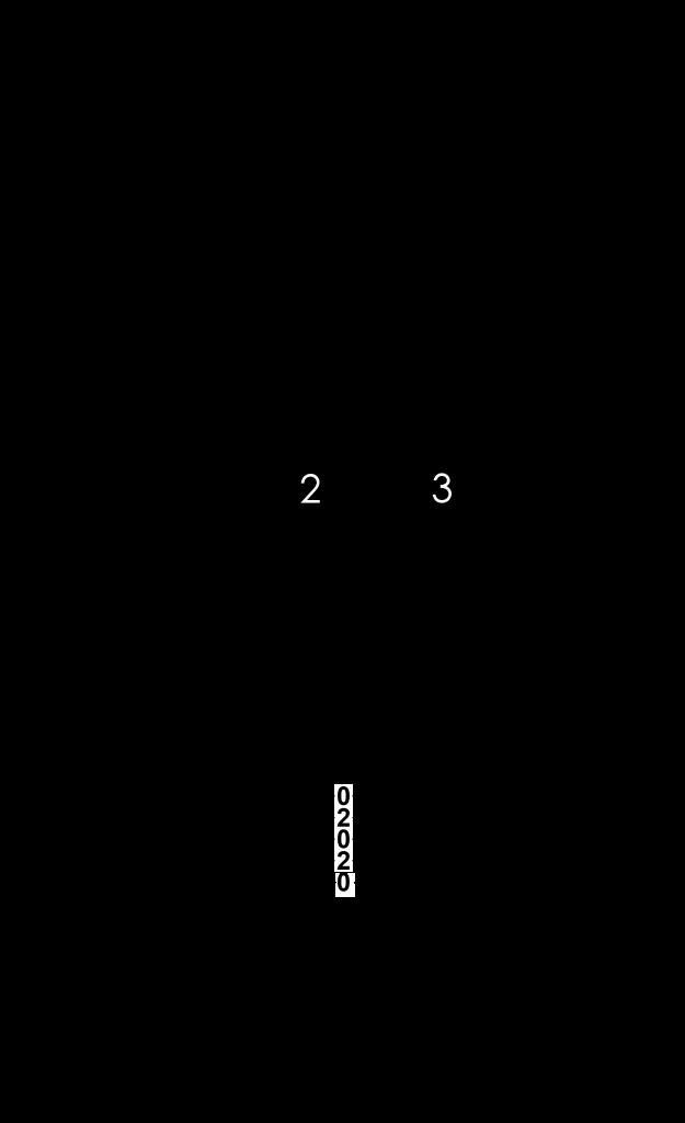 Diagramme accord tablature A7 La7 guitare débutant