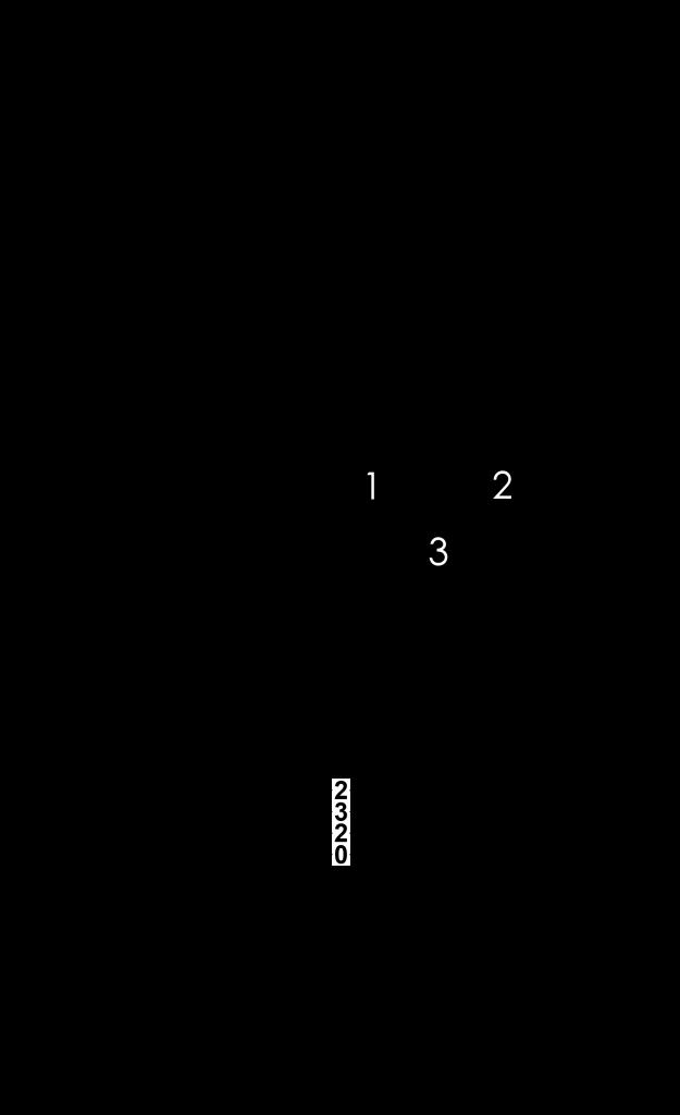 Diagramme accord tablature D ré majeur guitare débutant