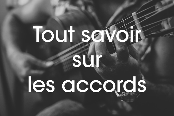 Accords guitare apprendre
