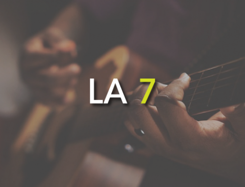 Les accords de guitare : La 7 ( A7 )