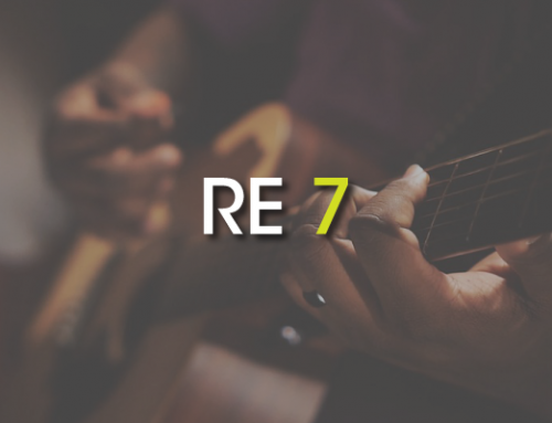 Les accords de guitare : Ré 7 ( D7 )