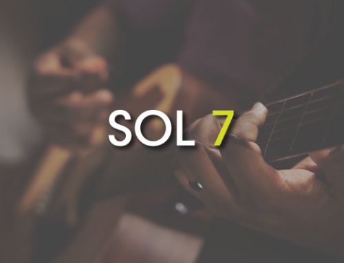 Les accords de guitare : Sol 7 ( G7 )