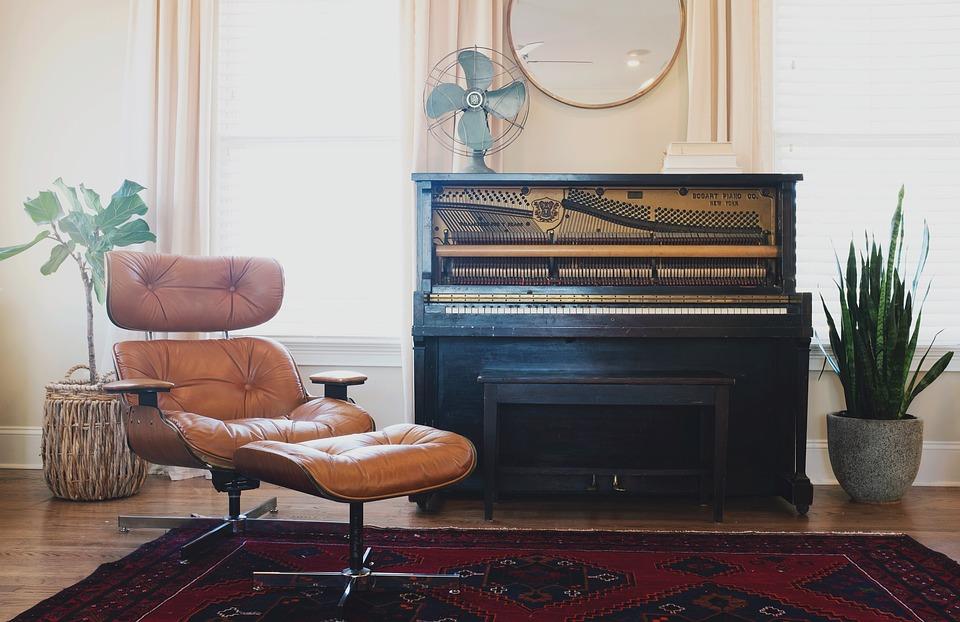 Bien s'asseoir au piano