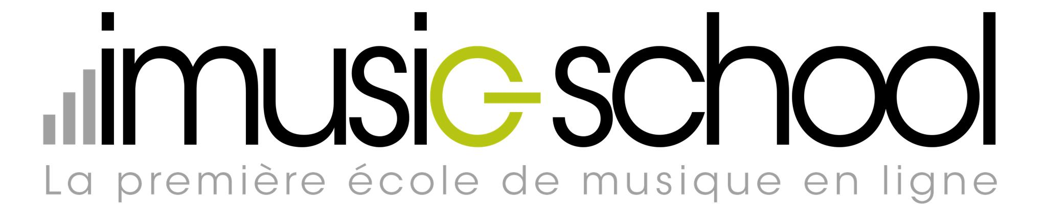 Lien logo pour le site imusic school